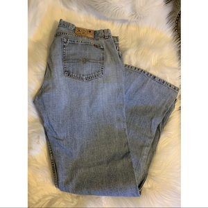 LUCKY BRAND Dungarees by Gene Montesano